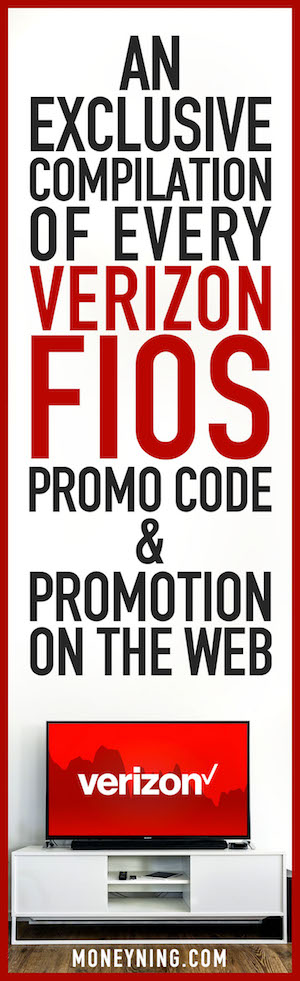 Verizon Fios Promotions Updated August 2018