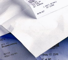 Save Your Receipts To Promote Frugality