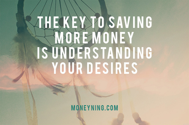The key to saving more money