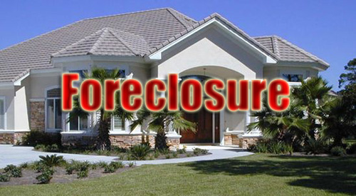 Losing your house to foreclosure