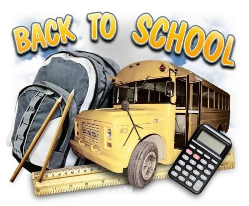 Frugally and Happily Back to School 9 Different Ways