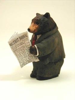 wall street bear market activities