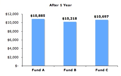 The Impact of Costs on Mutual Fund Returns