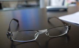 fix eye glasses