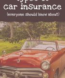 7 Types of Car Insurance: Which Ones Do You Really Need?