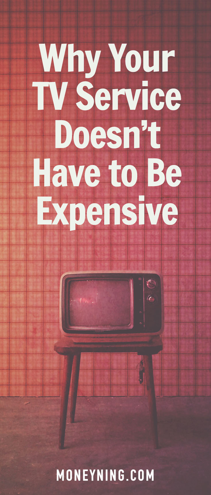 tv service expensive