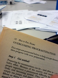 Don't Let Procrastination Derail Your Plans