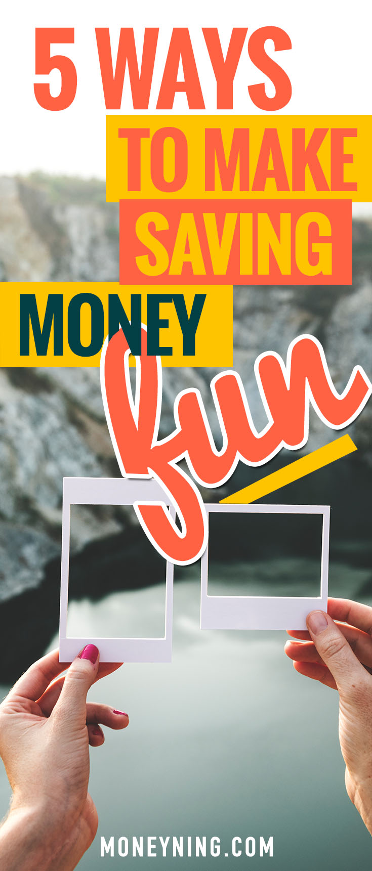 have fun saving money