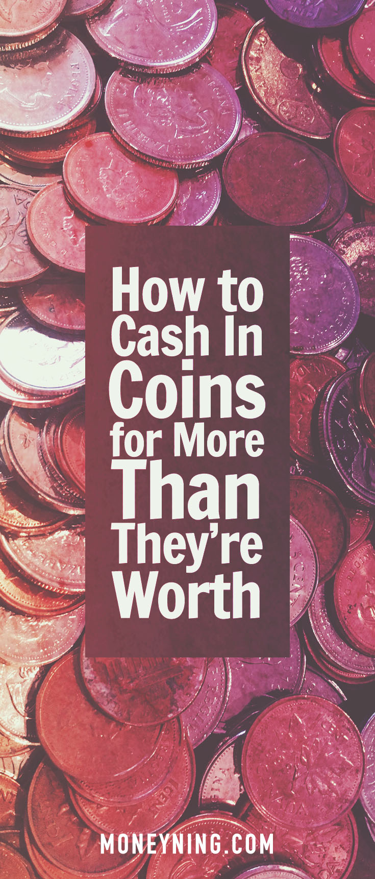 cash in coins