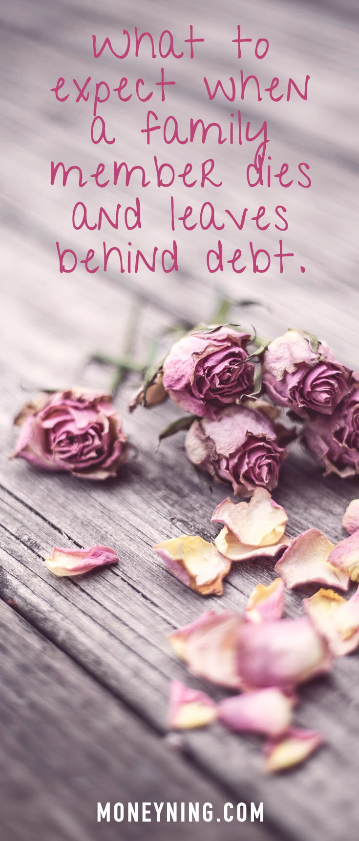 death and debt