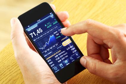 iPhone + finances