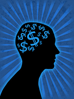 Dollars on the brain