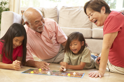 Grandparents & grandkids