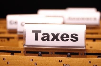 Tax folder