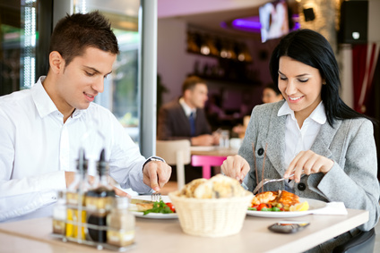 How to Eat Smart on Business Trips