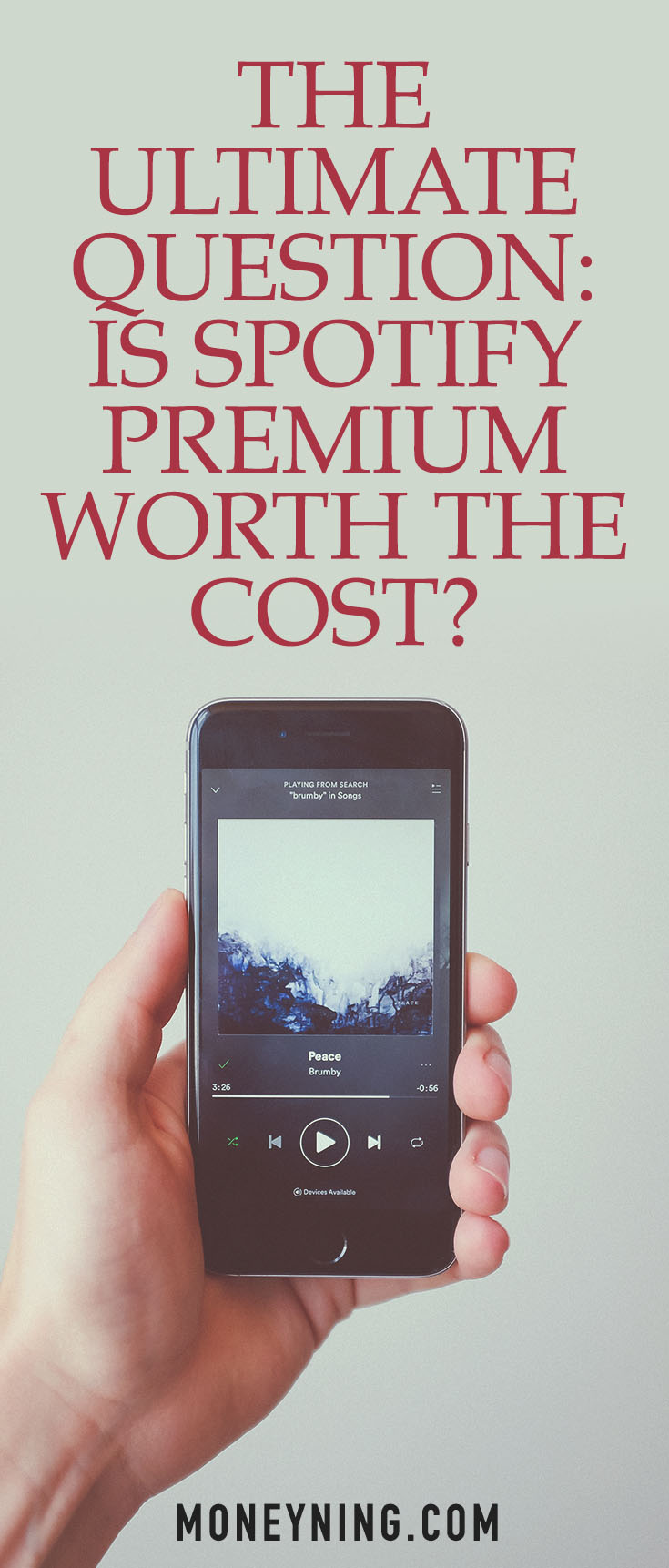 is spotify worth it