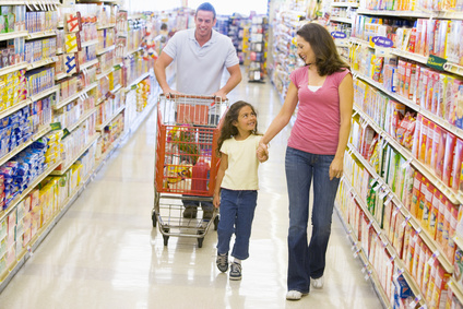 How to Teach Kids to Grocery Shop Frugally