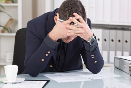 Feeling Emotional Distress? Don't Make Any Financial Decisions
