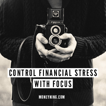 Control financial stress