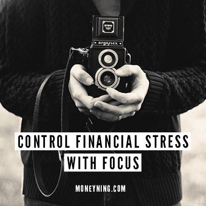 Control financial stress