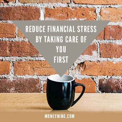 Reduce financial stress