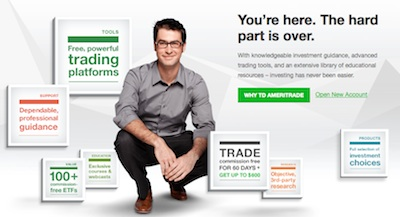 TD Ameritrade Review – Top Competitor with Free ETF Trades