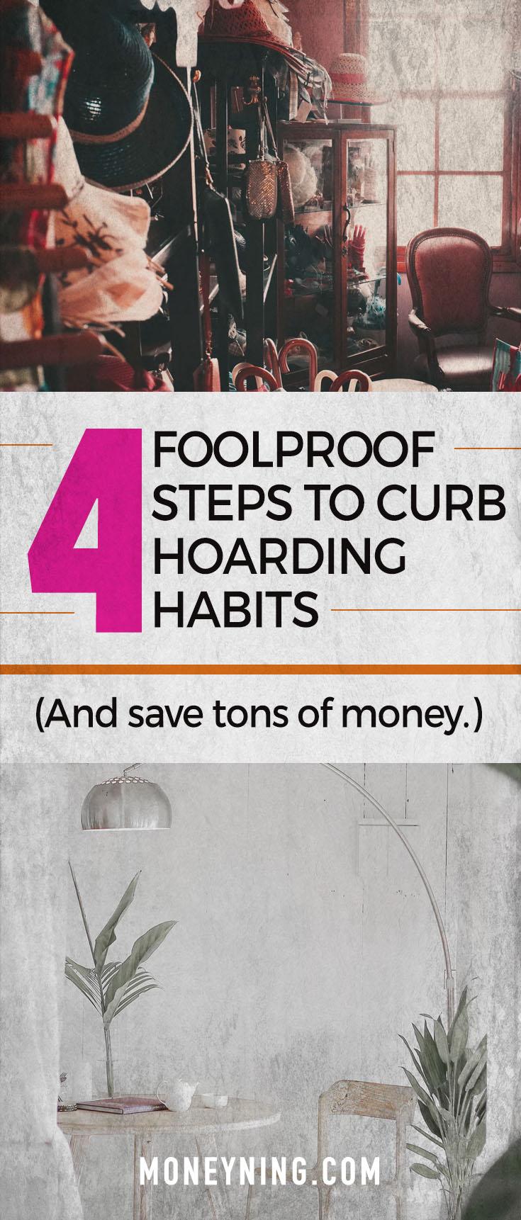 hoarding habits