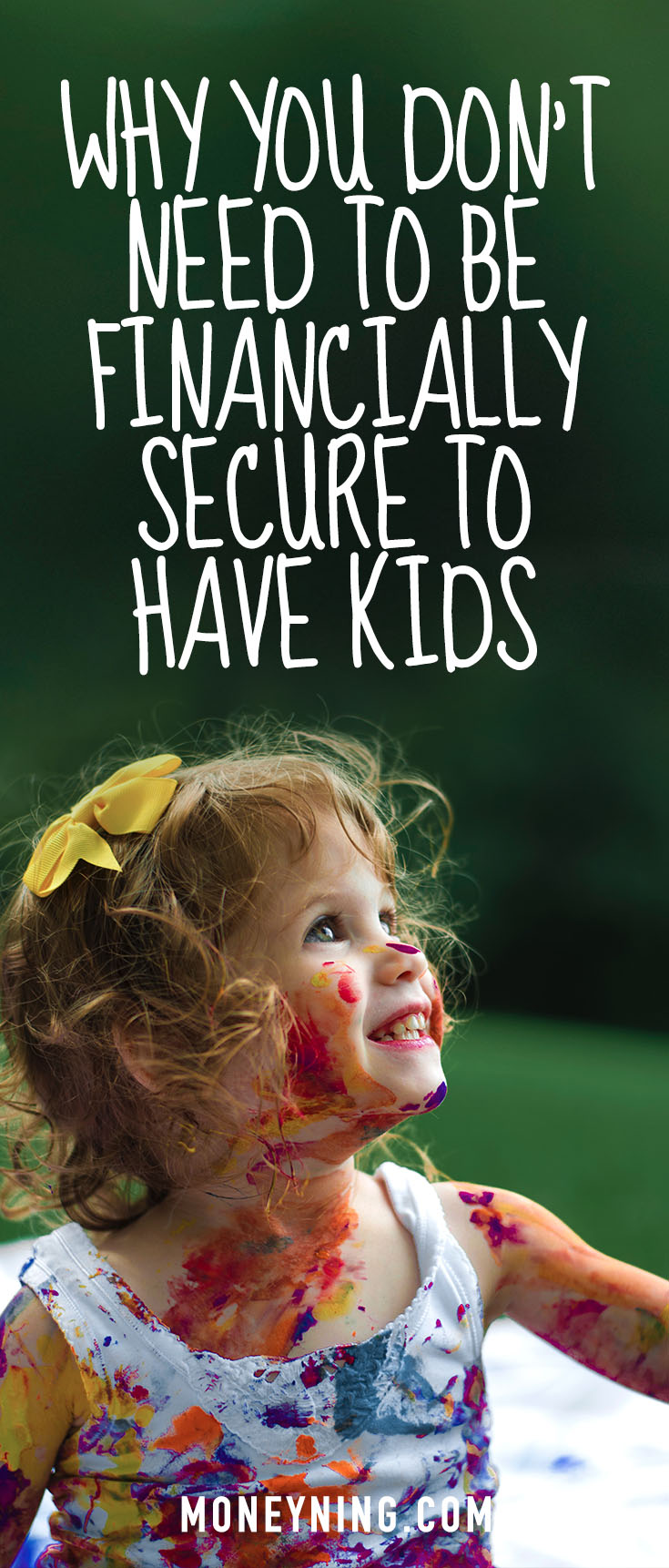 financially secure kids