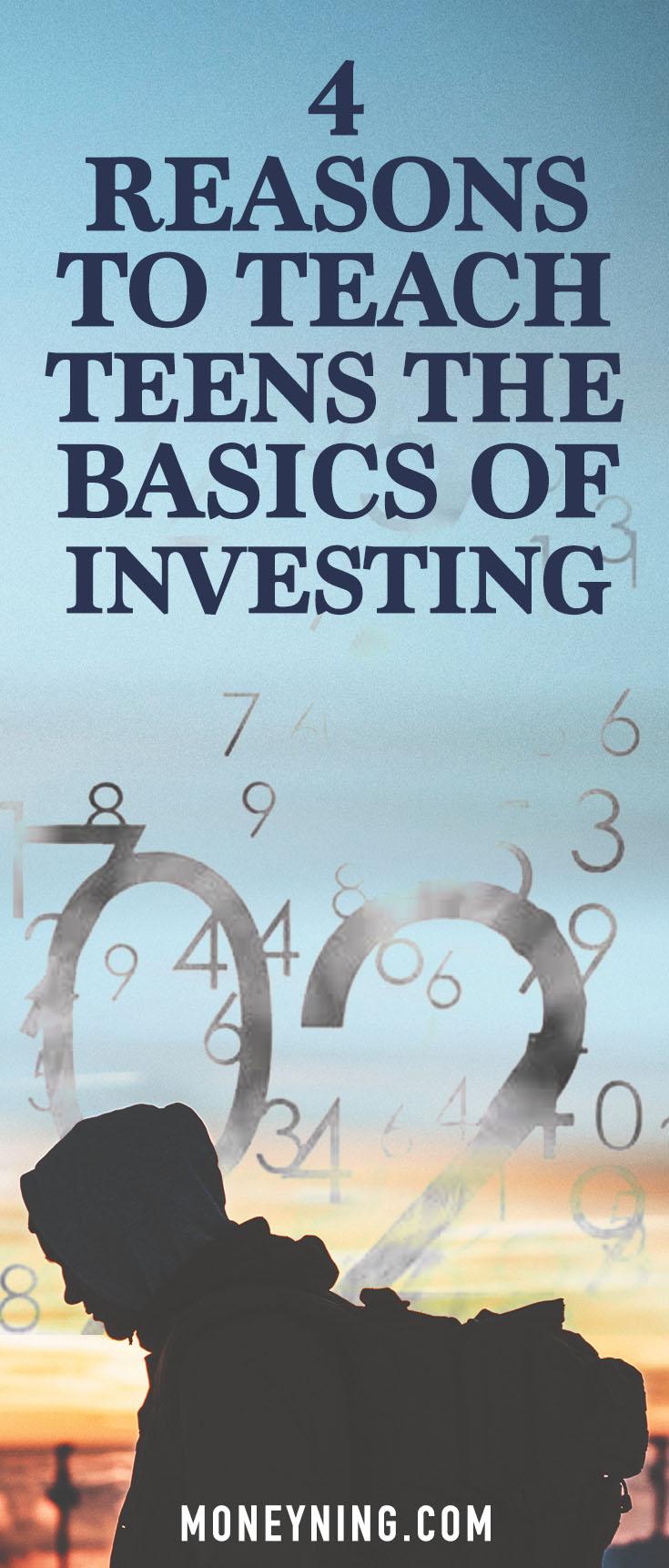 teens investing