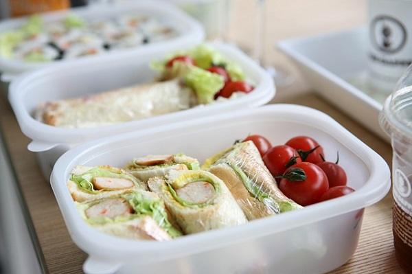 how to make a week of healthy work lunches for under 20
