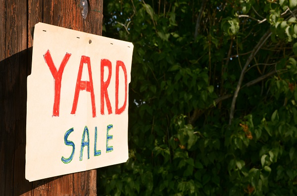 5 Tips for Finding the Best Summer Yard Sale Finds