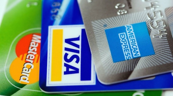 amex mastercard visa