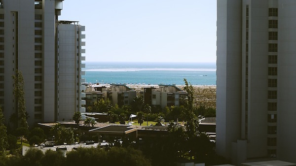 apartment with view
