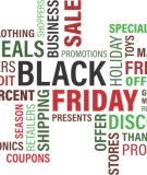 How's That Shopping Hangover? 4 Tips for Bouncing Back from Black Friday