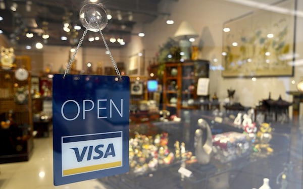store accepting visa