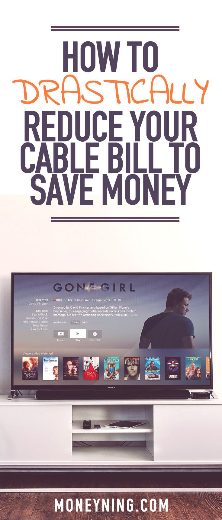how to cut your cable bill