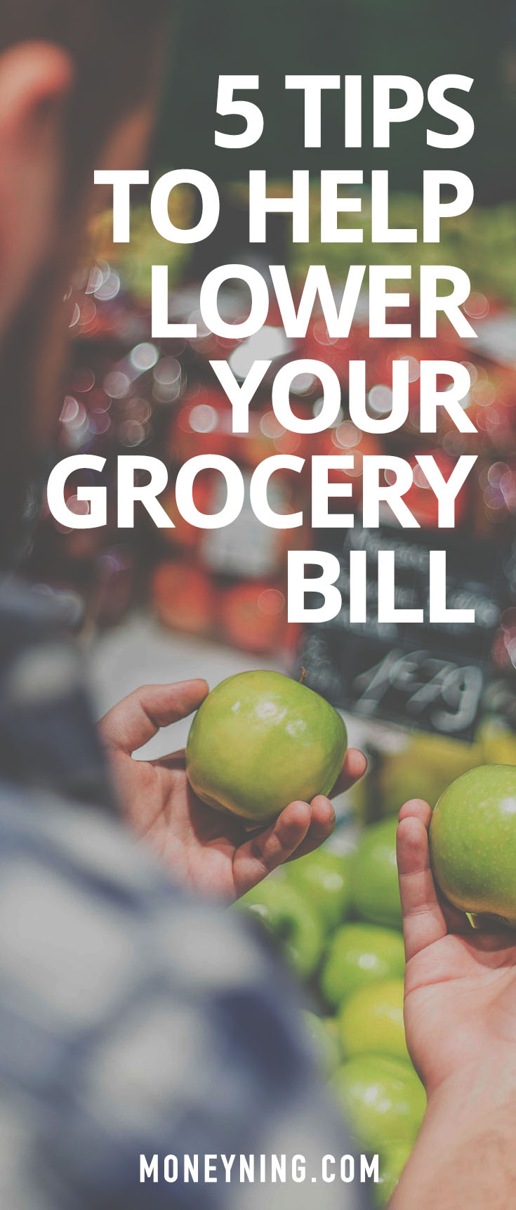 lower grocery bill