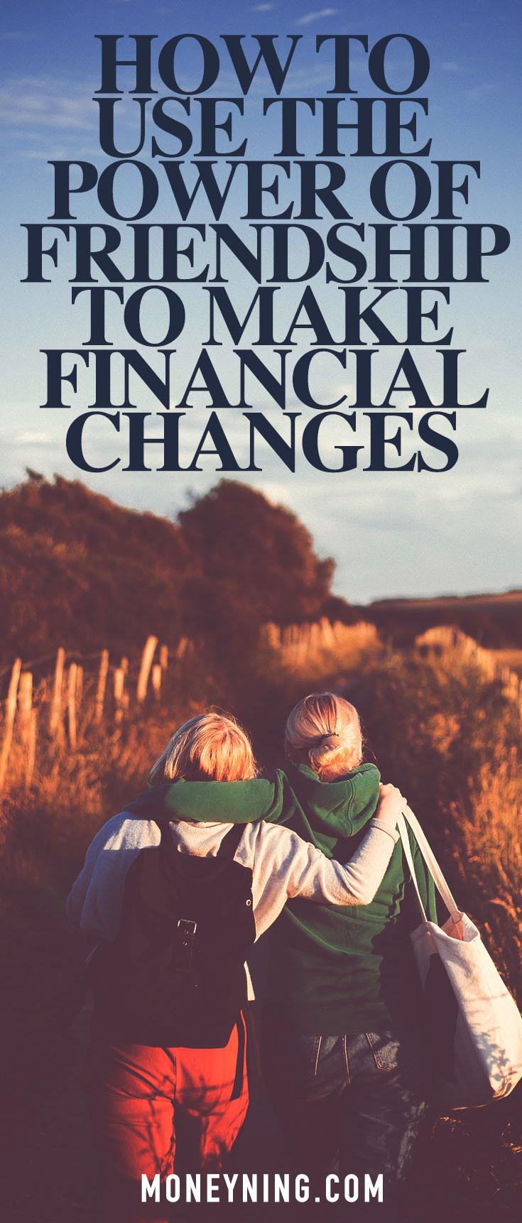 friendship and finances