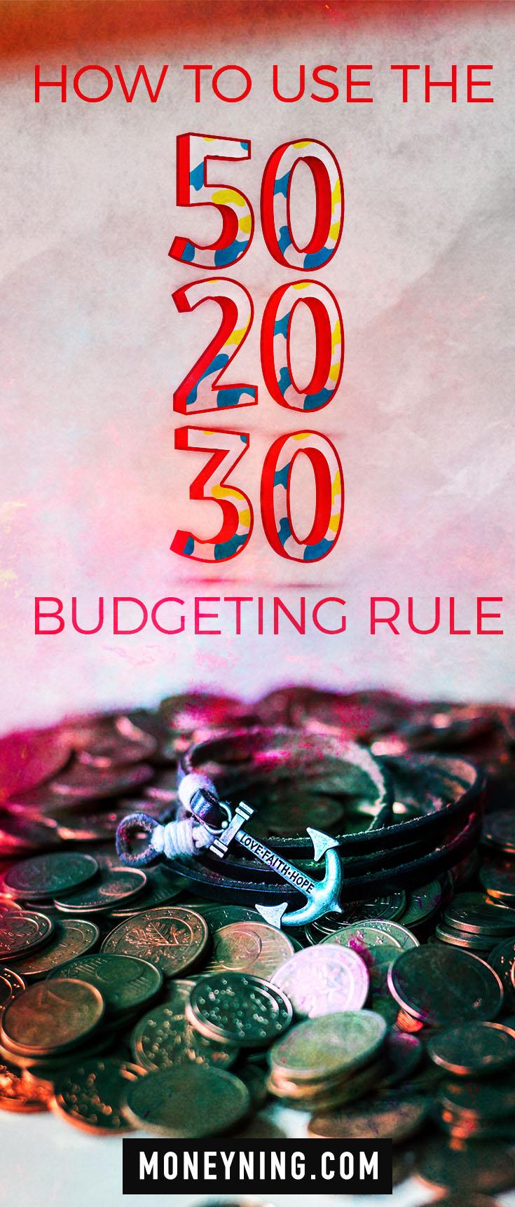 budgeting rule