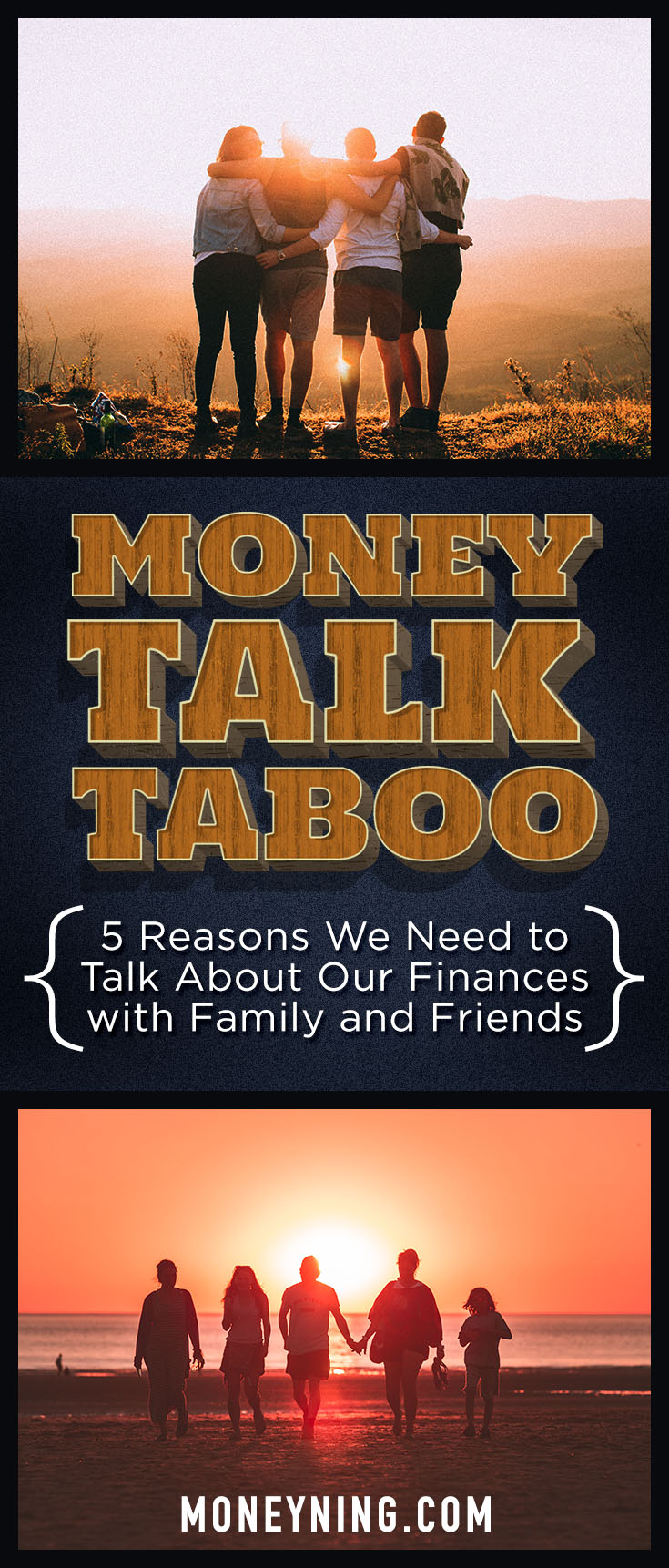 money-talk taboo