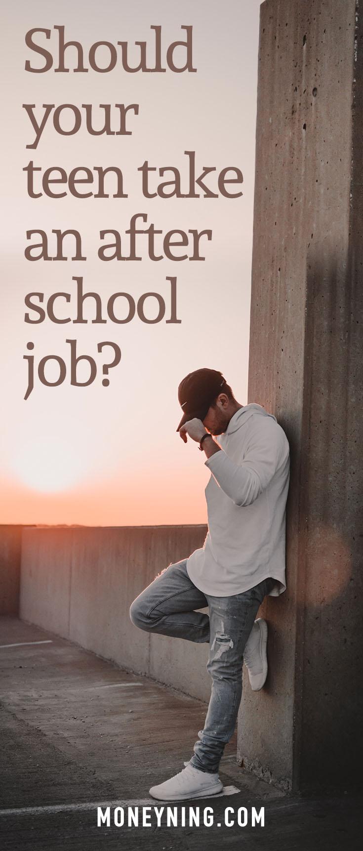 after school job