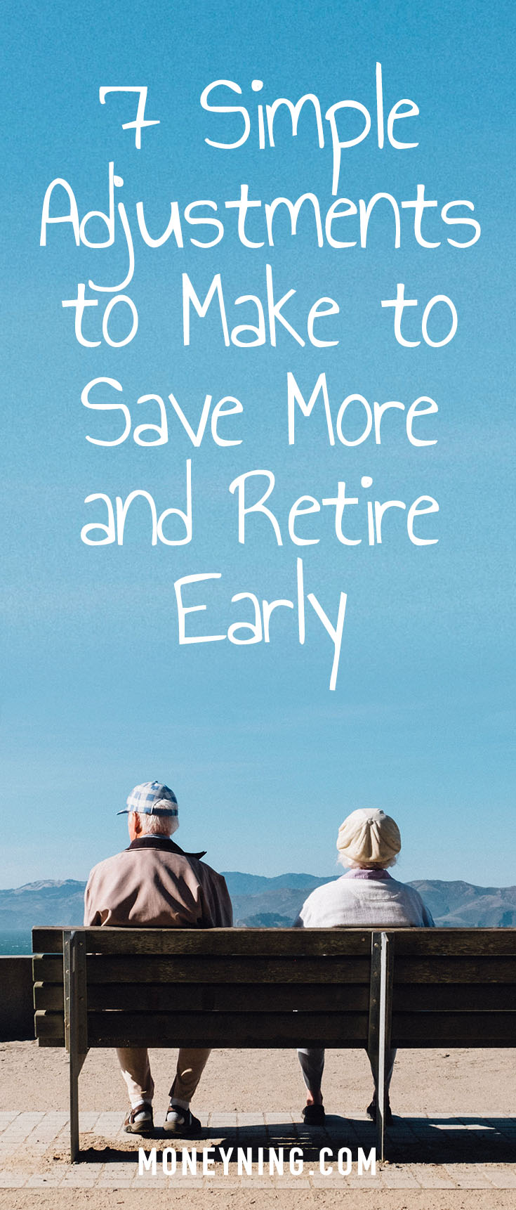 save and retire early