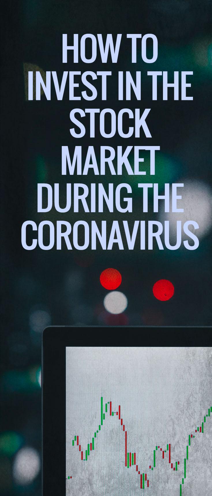 investing coronavirus