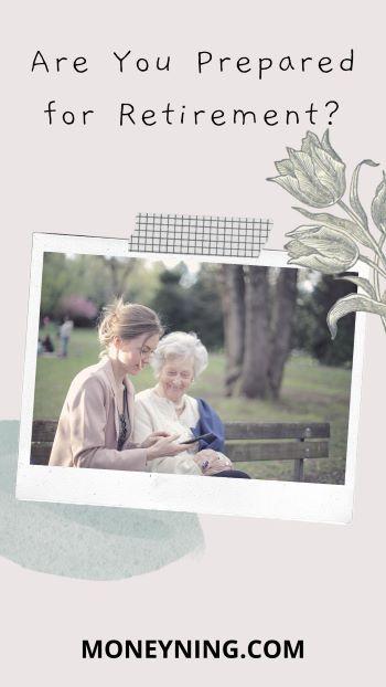 Você está preparado para a aposentadoria? 11