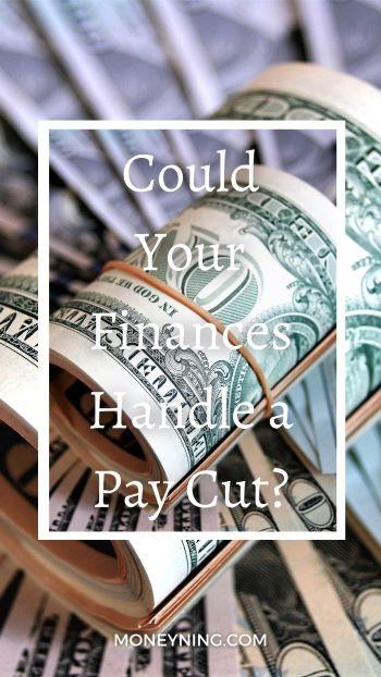 Suas finanças poderiam lidar com um corte de pagamento? 4